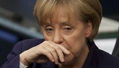 Euro je dle Merkelové v nebezpečí a Evropa čelí největší zkoušce